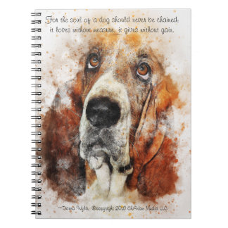 The Soul of a Dog Notebook