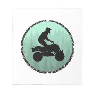 THE SOUL RIDE NOTEPAD