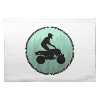 THE SOUL RIDE PLACEMAT