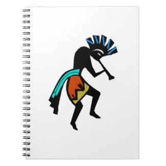 THE SOULFUL DANCE SPIRAL NOTEBOOK