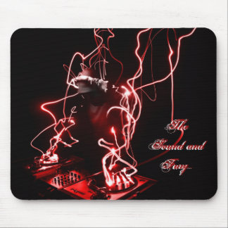 The Sound and Fury... Mouse Pad