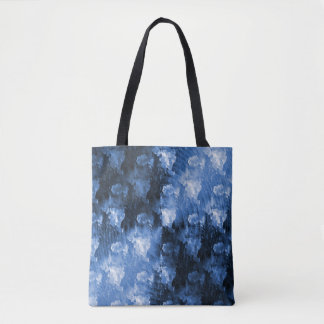 The Sound Barrier in Blue.... Tote Bag
