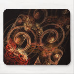 The Sound of Music Abstract Art Mousepad