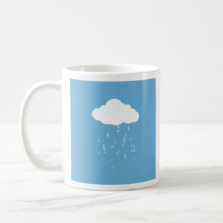 The sound of music coffee mug
