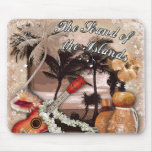 The Sound of the Islands Mouse Mat