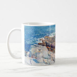 The South Ledges, Appledore by Childe Hassam Coffee Mug