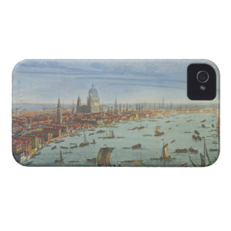 The South West Prospect of London, from Somerset G Case-Mate iPhone 4 Cases