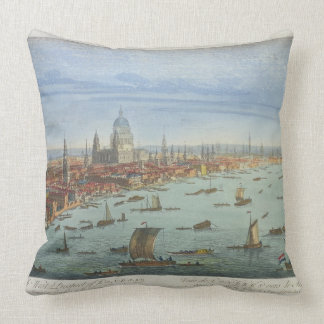 The South West Prospect of London, from Somerset G Cushions
