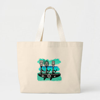 THE SOUTHERN PASSAGE LARGE TOTE BAG