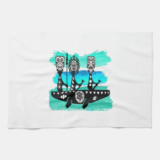 THE SOUTHERN PASSAGE TEA TOWEL