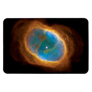 The Southern Ring Nebula Rectangular Photo Magnet