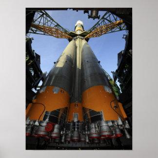 The Soyuz TMA-13 spacecraft 2 Poster