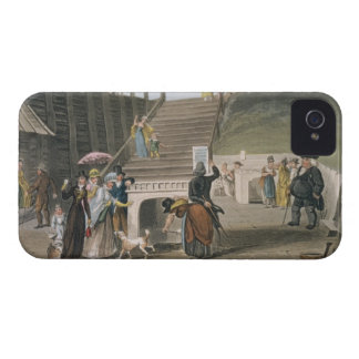 The Spa, plate from 'Poetical Sketches of Scarboro iPhone 4 Covers