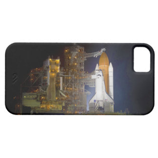 The Space Shuttle Discovery at Launch Pad 39A Barely There iPhone 5 Case