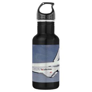 The Space Shuttle Returns 532 Ml Water Bottle