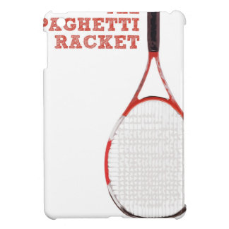 The Spaghetti Racket Cover For The iPad Mini