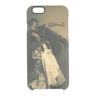 The Spanish Dancer, study for 'El Jaleo', 1882 Clear iPhone 6/6S Case