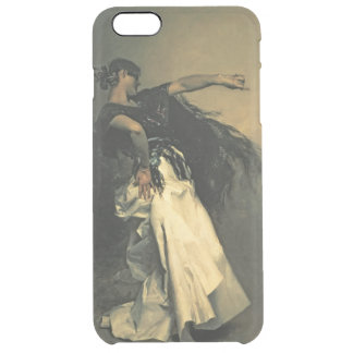 The Spanish Dancer, study for 'El Jaleo', 1882 Clear iPhone 6 Plus Case