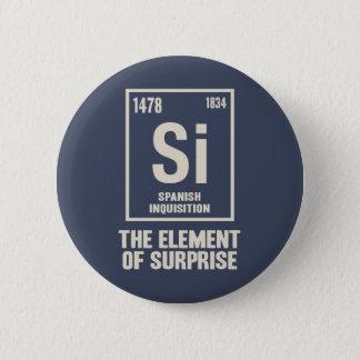 The Spanish Element 6 Cm Round Badge