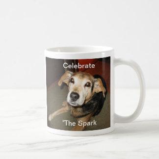 The Spark of Life Coffee Mug