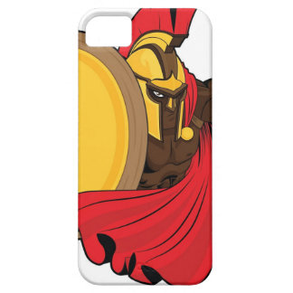 The Spartan (Black Edition) iPhone 5 Cases