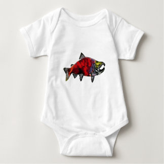 THE SPAWNING COLORS BABY BODYSUIT