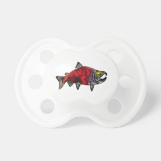 THE SPAWNING COLORS BABY PACIFIERS