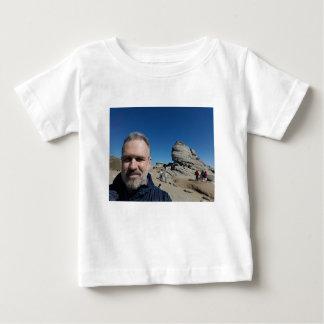 The Sphinx, Bucegi Mountains, Romania (design #2) Baby T-Shirt