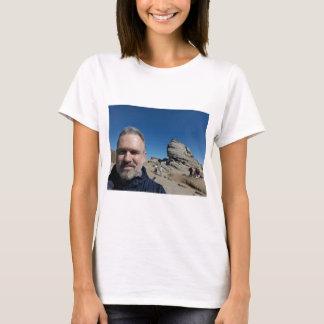 The Sphinx, Bucegi Mountains, Romania (design #2) T-Shirt