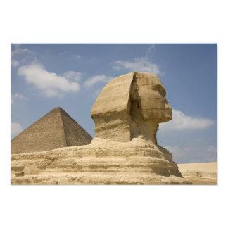 The Sphinx, Giza, Al Jizah, Egypt Art Photo
