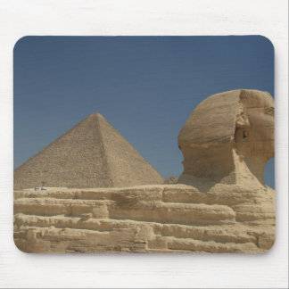 The Sphinx Mouse Pad