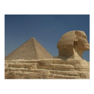 The Sphinx Postcard