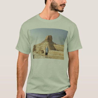 The Sphynx at Giza T-Shirt