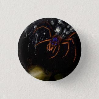 The Spider 3 Cm Round Badge