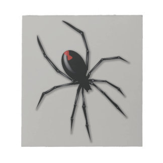 The Spider I Notepad