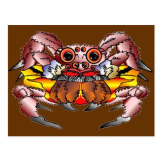 The Spider Totem Postcard