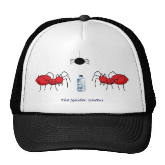The Spider Waters Snap Back Hat