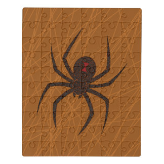 The Spider's Web Acrylic Puzzle