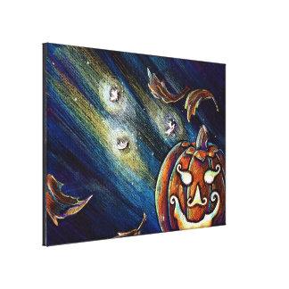The Spirit of Halloween Canvas Print