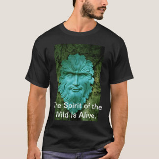 The Spirit of the Wild Is Alive T-Shirt