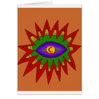 The Spiritual Atom Card