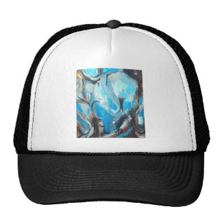 The Spiritual War ( abstract expressionism ) Cap