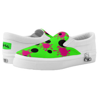 the splats` slip on shoes