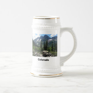 The Splendor of Colorado Beer Stein