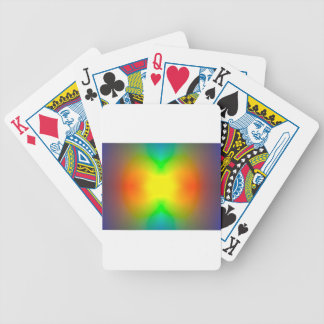 The Splitting Universe. Bicycle Playing Cards