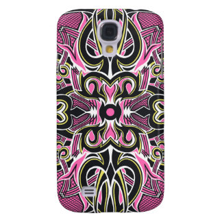 The Spoils Card Back Pink Samsung Galaxy S4 Case