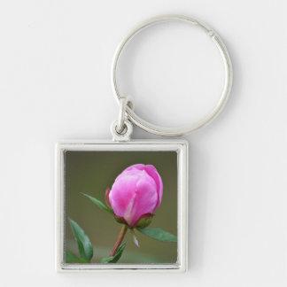 The Spring Tulip Key Ring