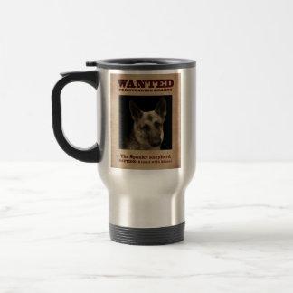 The Spunky Shepherd Travel Mug
