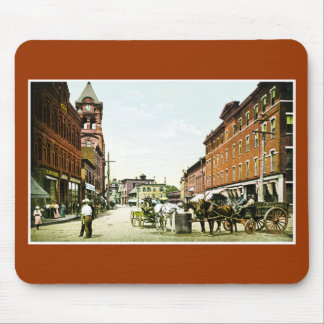 The Square, Bellows Falls, VT Mouse Pad