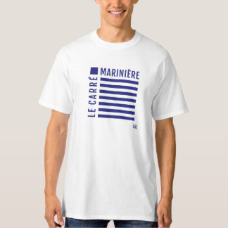 The square marine T-Shirt